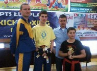 Turniej Pierwszego - kroku Łuków 15.12.2012